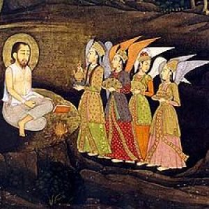 tanda,Ibrahim ibnu adham, Ibrahim ibn Adham