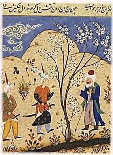 Jalaludin Rumi,Abdul Wahid bin Zaid