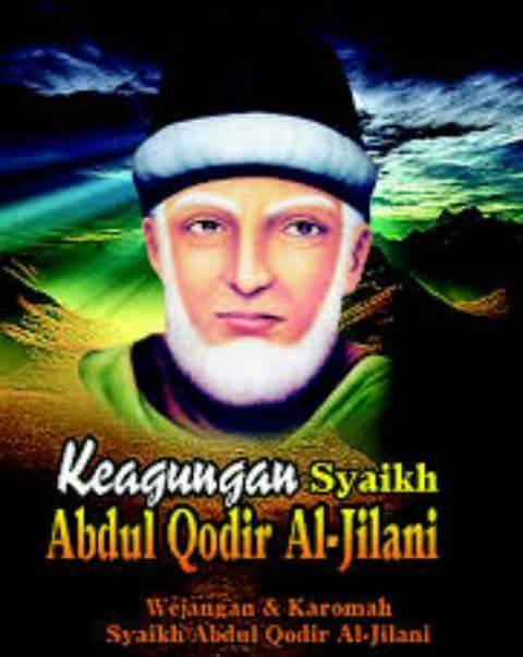 Syeh Abdul Qadir Jailani Mengais Sisa-sisa Makanan Karena Lapar
