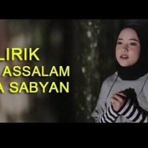 Permalink to Lirik Sholawat Deen Assalam Nisa Sabyan