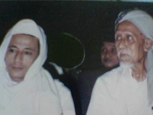 Habib Luthfi, Mbah Dullah Salam