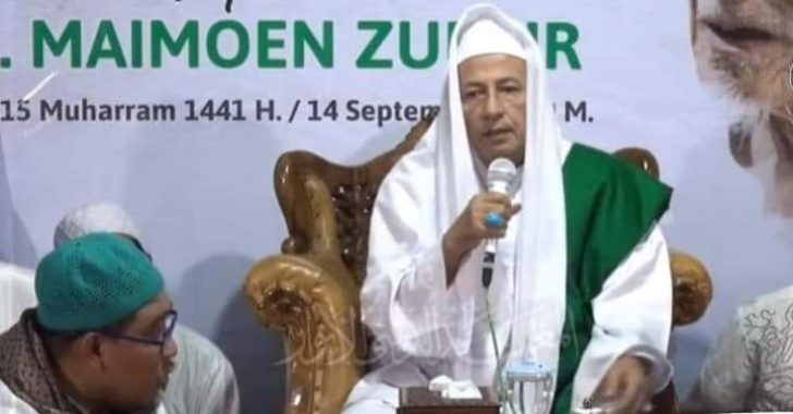 Permalink to Siroh Walisongo Dari Habib Luthfi bin Yahya